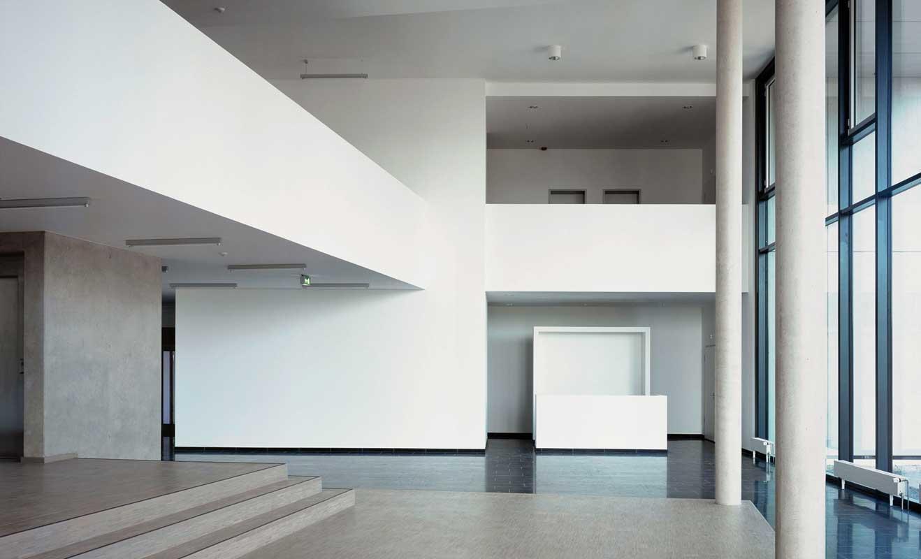 Innenarchitektur Bonn alanus hochschule alfter innenarchitektur plan 7 architekten