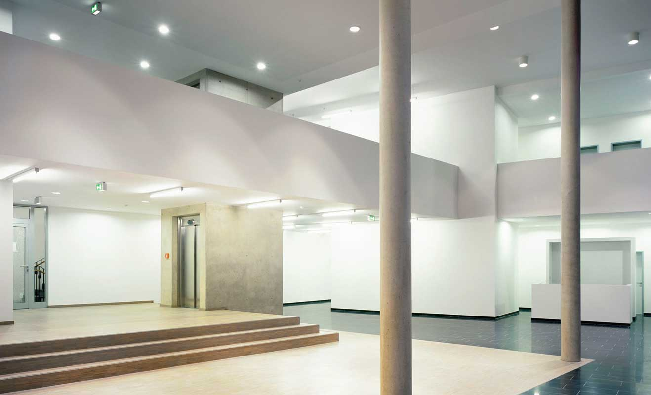 Innenarchitektur Hochschule alanus hochschule alfter innenarchitektur plan 7 architekten