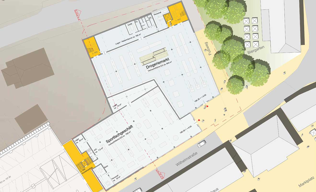Plan 7 Architekten Stuttgart